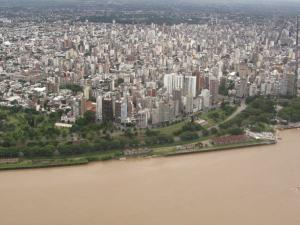 Ciudad de Rosario. Foto por Wikipedia